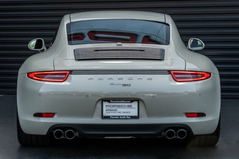 Image 6 Voiture Européenne d'occasion Porsche 911 2014