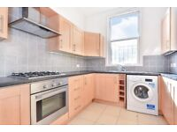 Larger three double bedroom split level flat in the heart of Crystal Palace on Westow Hill