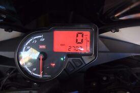 Super sports Aprillia RS4 125 (2012 Low milage)