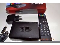 Plug And Play Genuine MAG 254 Box + 12 Month IPTV Warranty