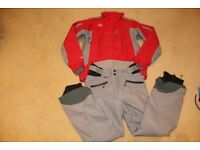 Eider Ladies Ski Jacket with Slaopettes medium