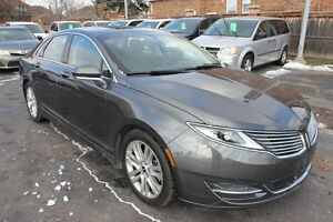 2015 Lincoln MKZ Hybrid Accident Free