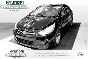 2013 Hyundai Accent GL GARANTIE JUSQU'A 180 000KM / 2021