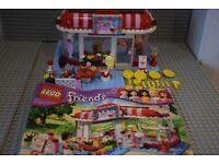 Lego Friends 3061 City Park Café