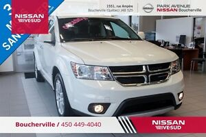 2016 Dodge Journey R/T, AWD, UCONNECT, CUIR !!