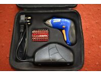 JEWSON 3.6v Cordless Rechargeable Screwdriver