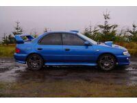 Subaru Impreza Terzo No:41