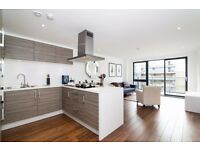Absolutely Amazing 2 Bed 2 Bath Apartment 10 min to Canary Wharf! Gym, Concierge, Parking inc!- VZ