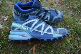 Solomon Speedcross 4 Goretex Womens UK5/USA6.5/EUR38
