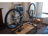 Silver Merlin Mountain Bike for sale