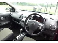 Automatic Nissan Note Hatchback 2011 Facelift N-TEC Auto Low Mileage Cheap to maintain