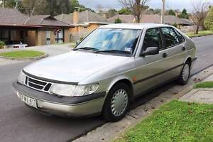 1994 Saab 900 Hatchback, Genuine 137,000Km. Doncaster Manningham Area Preview