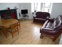 Furnished spacious rooms for rent in shared flat £350 pcm + bills