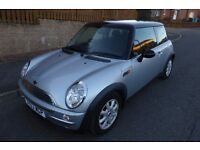 MINI 1.6 COOPER ** 03 PLATE ** 65,000 MILES **CHOICE OF TWO ** FULL HISTORY **