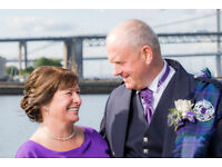 Wedding Photographer from £295. Photography across Fife, Edinburgh, Glasgow and Central Scotland