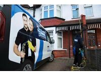 Excellent Window and Gutter Cleaning services in Pinner, London.