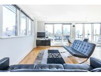 3 bedroom flat to rent, Private Roof Terrace, Caspian Wharf, Yeo Street, Bow, London, E3