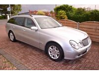 mercedes benz e270 cdi estate low milage with 11 months MOT 2x key / swap?