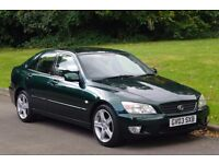 2003 Lexus IS200 SE.. Lovely Example.. FSH.. Bargain..