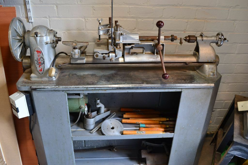 Myford Ml8 Wood Lathe In Nuthall Nottinghamshire Gumtree