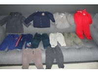 Large Bundle of Boys Clothes Age 1 1/2 - 2 years - BUNDLE 1