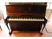 Upright Piano - Duck, Son and Pinker(Bath and Bristol Ltd)