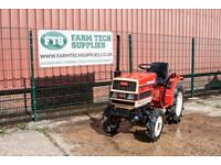 Yanmar F15D 4WD 20HP Compact Tractor