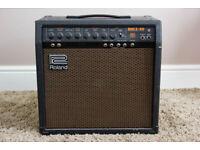 Vintage Roland Bolt-60 Amp