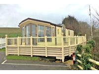 Static Caravan For Sale North Wales with Sea Views