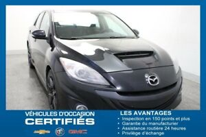 "2013 Mazda MAZDASPEED3 CUIR+SIÈ.CHAUF+MAGS 18""+GR.ÉLECT"
