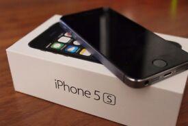 iPhone 5s space grey 16gb EE