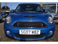 2007 MINI Hatch 1.6 Cooper S 3dr FINANCE AVAILABLE / HPi CLEAR
