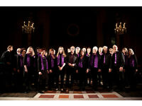 Jazz Choir based in Camden, seeks top sopranos, rehearse Thursdays 7.30
