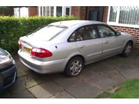 Mazda 626 2001 5 door petrol SORN for parts or breaking £150 ono