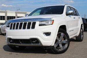 2015 Jeep Grand Cherokee OVERLAND PLUS 4X4 *CUIR/TOIT/GPS/GROUPE
