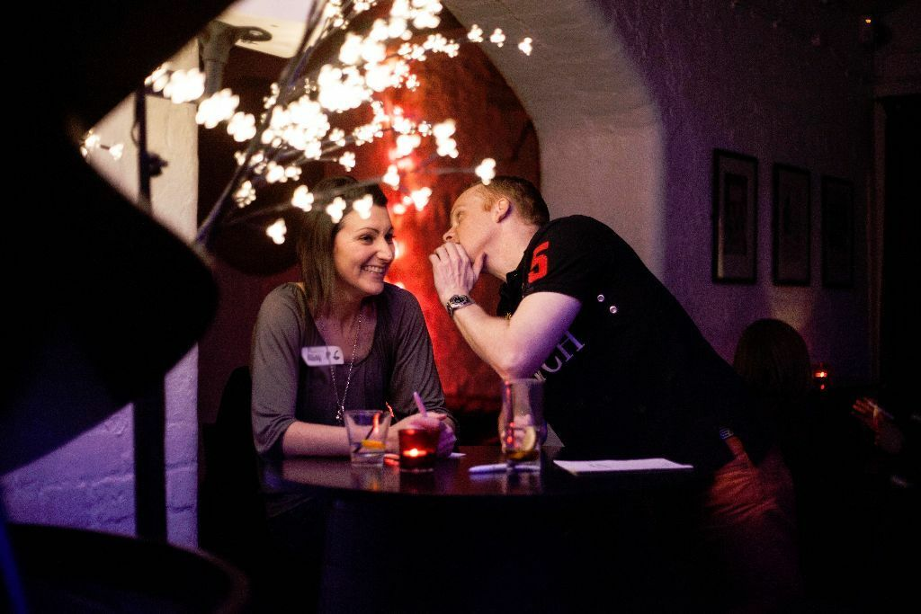 Speed Dating i Bristol området