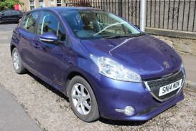 Peugeot 208 - Low Miles - Full Service History - Great Condition - £5,500