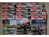 2016 Photoplus magazines for Canon enthusiasts 12 pristine copies