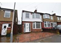 House for SALE (3 Bedroom Semi-detached) - Luton, Bedfordshire (Popular Location)