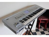 Korg Triton Classic 61-Key Keyboard Synthesizer
