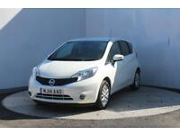 Nissan Note ACENTA PREMIUM (white) 2014-04-25