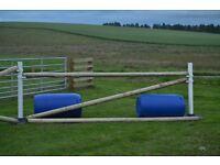 Horse jump set