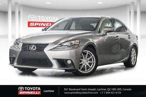 2014 Lexus IS 250 AWD NAVIGATION CAMERA DE RECUL