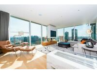 # Beautiful 3 bed 3 bath available now in City Central london!!