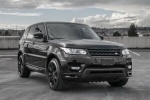 2015 Land Rover Sport Super Charged Autobiogra WOW! SuperCharage