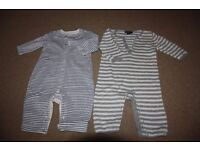 Bundle of baby boy's clothes (3-6mths) - excellent condition