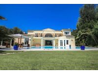 Villa for Holiday Rental on the Cote d'Azur
