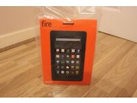 "Fire Tablet 7"" Display, Wi-Fi, 16 GB (Tangerine)"