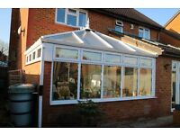 Used Conservatory - Free - good condition only built in 2002 14ft x 10ft