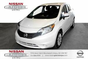 2014 Nissan Versa Note 1.6 SV  AUTOMATIQUE, AUCUN ACCIDENT, UN P